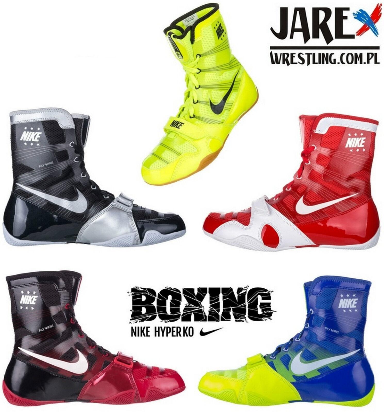 Nike HyperKO MP Boxing Stiefel Boxen Schuhe schuhe de Boxe