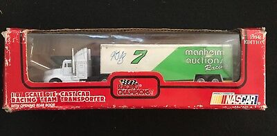 Toys & Hobbies Racing Champions Die-cast 1:87 1994 Harry Grant #7 Transporter