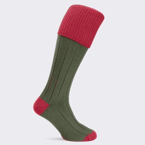 Pennine Pembroke Premium Cotton Shooting Socks