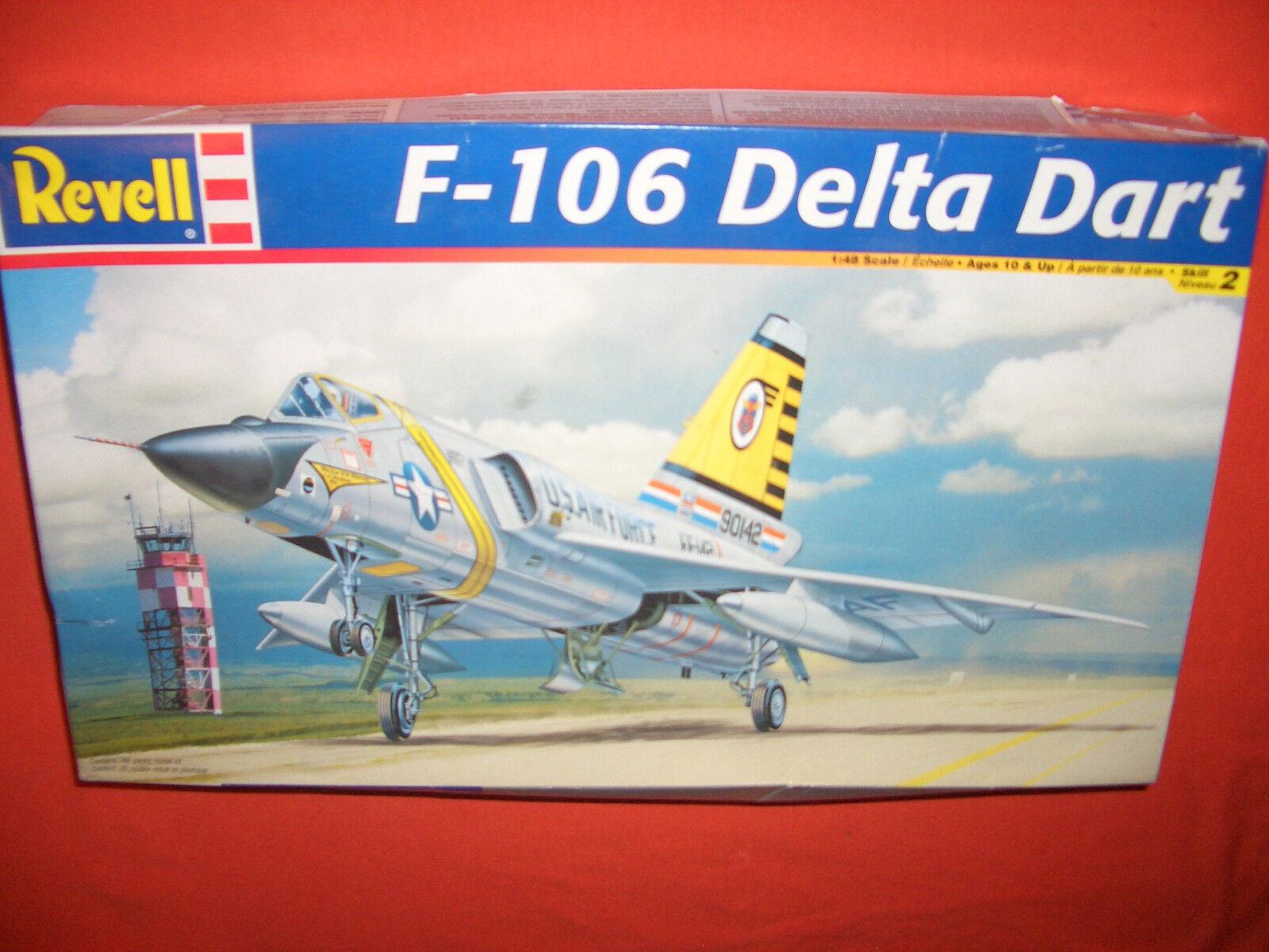 1 48 Revell 85-5847, F-106 DELTA DART
