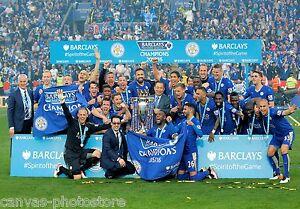Leicester-Stadt-Premier-League-Champions-2015-16-A1-A2-A3-A4-Plakat-Foto