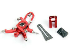 Xtreme Blade 130 X Red Aluminum Swash Plate V2 W/ Anti Rot. Guide B130X27-R