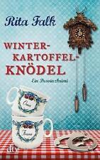 Winterkartoffelknödel / <br />Franz Eberhofer Bd.1 von Rita Falk (2012, Taschen…