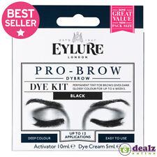 761e166c851 Eylure Pro Brow Dybrow Dye Kit Permanent Tint Deep Dark Glossy Colour