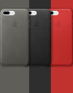 custodia in pelle per iphone 8