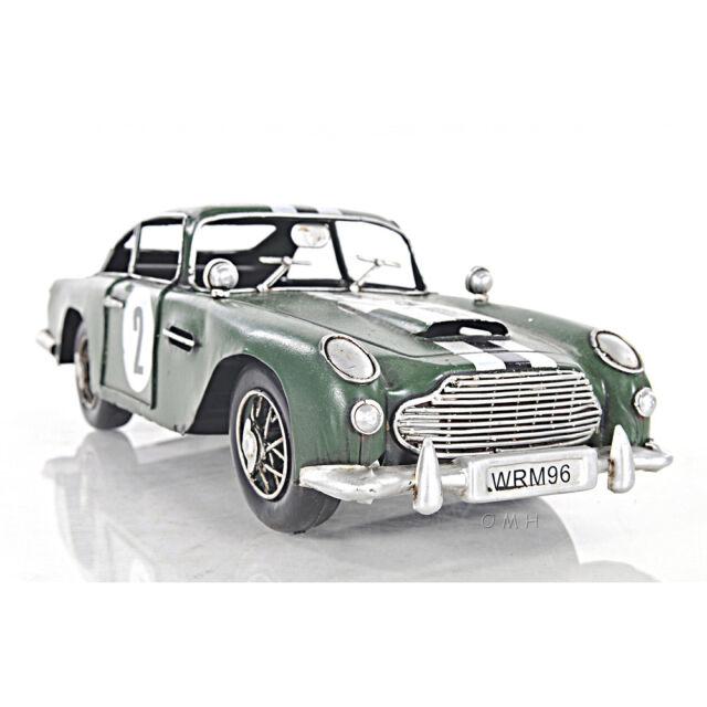 1963 Aston Martin Db5 James Bond S Metal Toy Car Scale Model 13 Auto Decor For Sale Online Ebay