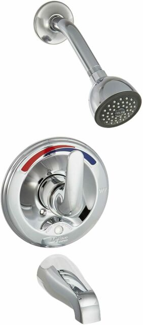 delta faucet t13691 classic 13 series tub and shower trim push chrome