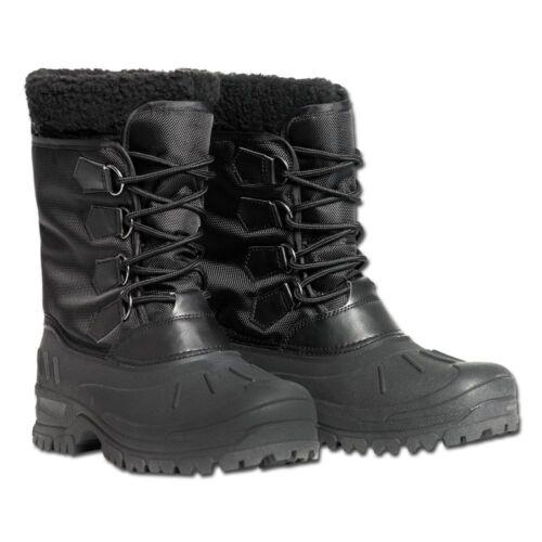 Boots Brandit Highland Weather Extreme Stiefel Winterstiefel Outdoor schwarz