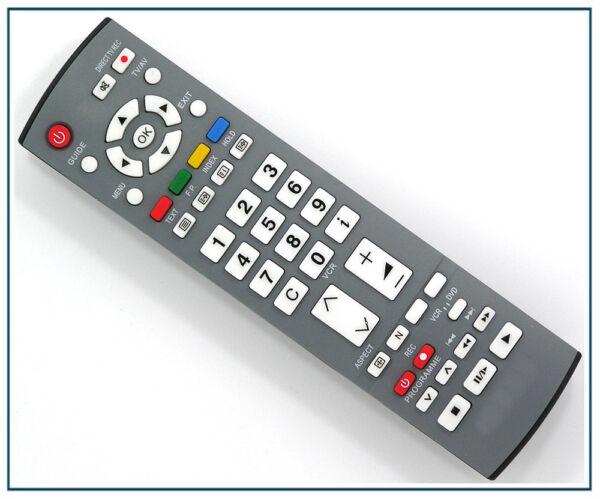 Télécommande De Remplacement Pour Panasonic Tv Th-37px60b Th-42pa40 Th-42pa40e