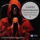 Canto Gregoriano 2-Stimmen Der Stille von Capella Antiqua München,Konrad Ruhland (2015)