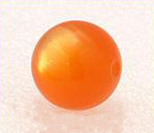 17mm #12 orange 1 Polar-Perle ca