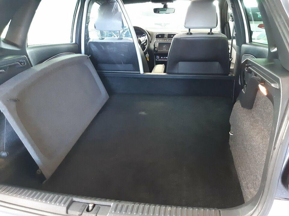 VW Polo 1,4 TSi 150 BlueGT DSG Van Benzin aut. Automatgear