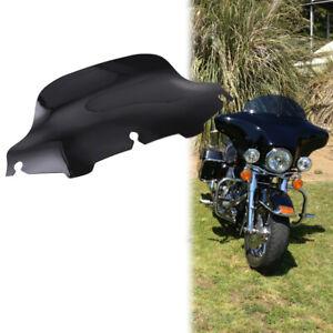 "Wind Vest 8/"" Clear Windshield for 1996-2013 Harley Touring Models"