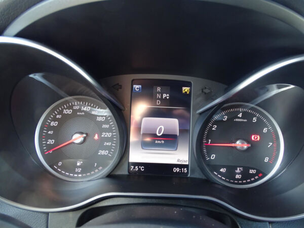 Mercedes GLC300 2,0 Coupé aut. 4Matic billede 11