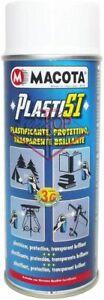 MACOTA PLASTISI Spray protettivo Pellicola trasparente plastificante impermeabil