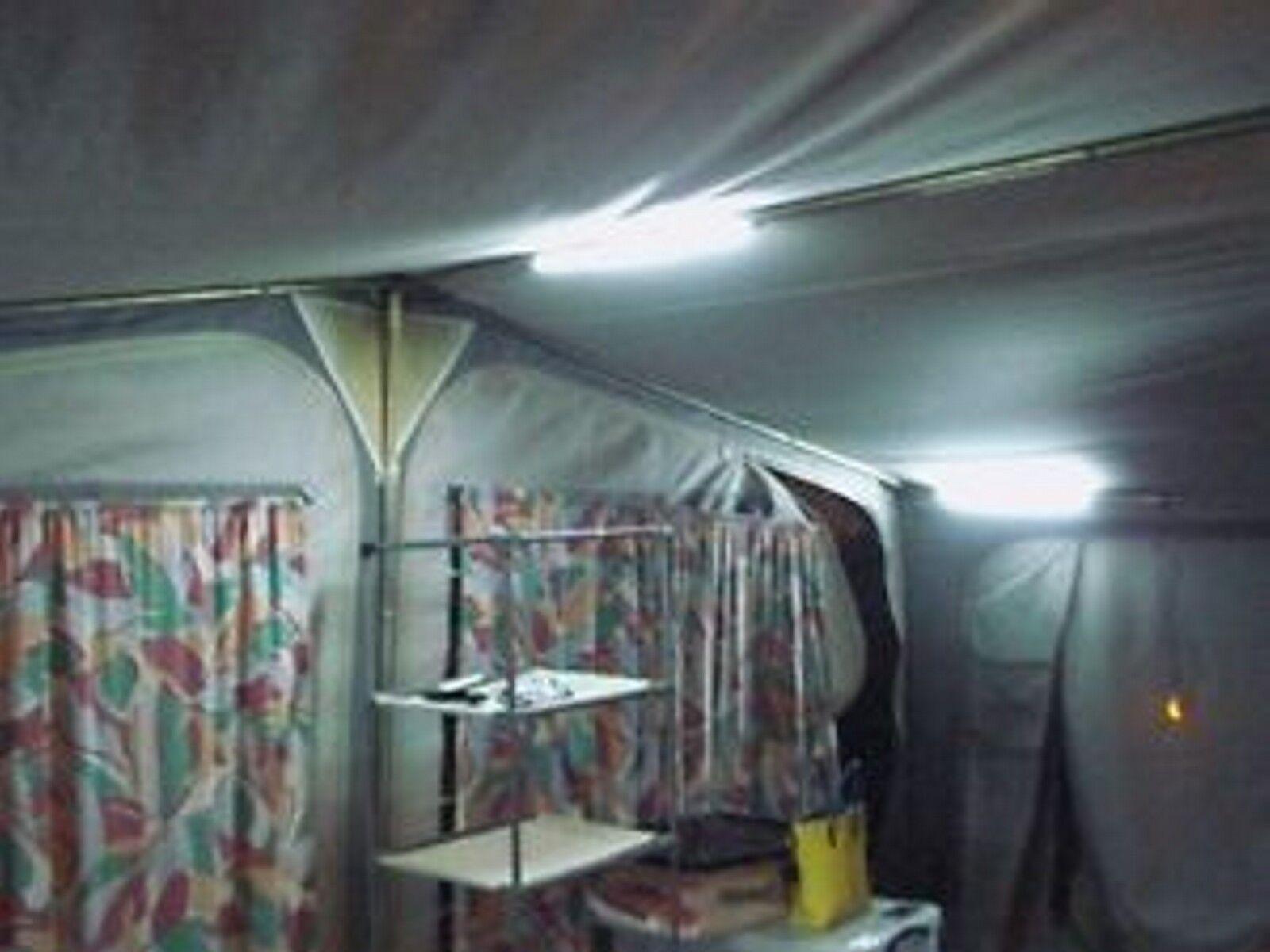 Flexy lumière lumière lumière système d'éclairage LED (Set 2) 456lm par 500mm Bande IP67 imperméable 705aa6