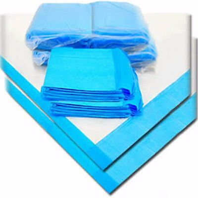 Adult Disposable pads Absorbant Puppy Dog Pee Training Underpad 23 x 36-150 Pcs