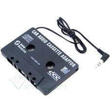 Adattatore audio CASSETTA per autoradio stereo AUTO MP3 MP4 lettori CD iPod