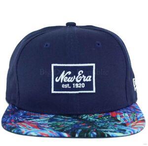 New Era 9Fifty Tropical Vibe 950V Original Fit Snapback Baseball Cap ... 8ff11464612e