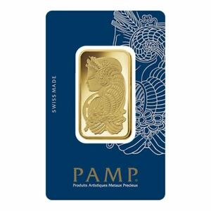 Pamp-Suisse-Fortuna-1-oz-Gold-Bar-Sealed-In-Assay