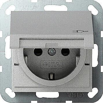 SCHUKO KD SH System 55 F Alu 041426