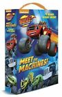 Meet the Machines! (Blaze and the Monster Machines) by Random House (Board book, 2017)