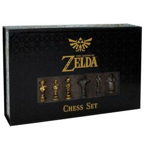 Chess-The-Legend-Of-Zelda-Collector-039-s-Edition-Limited-Set-Board-Game-CHOP