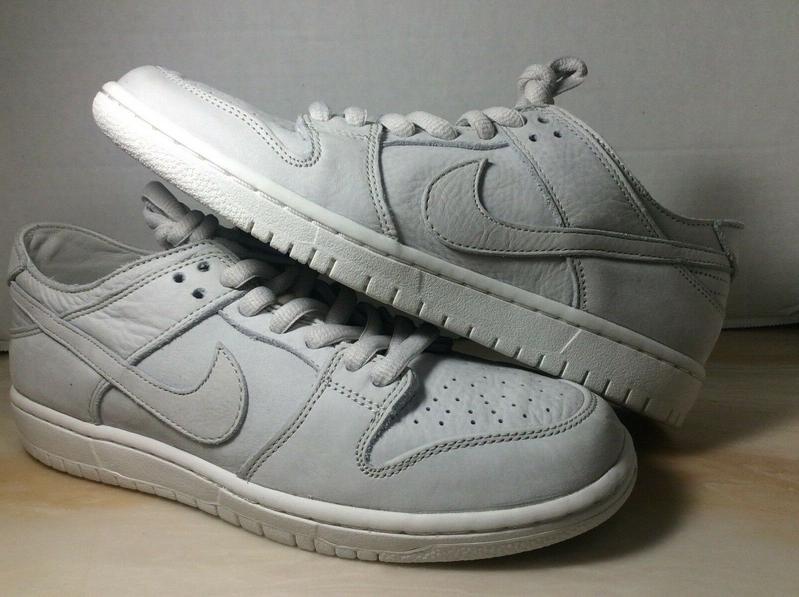 Nike SB Zoom Dunk Low Pro Decon size 8 light bone AA4275 001