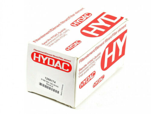 Hydac Filterelement,0160DN100W//HC,1268174