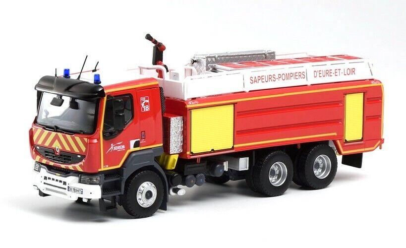 Renault Kerax CCGC Gallin Pompiers ELIGOR