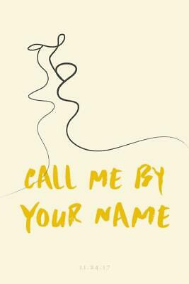 Call Me By Your Name Movie Luca Guadagnino Armie Silk Canvas Poster 13x20 24x36