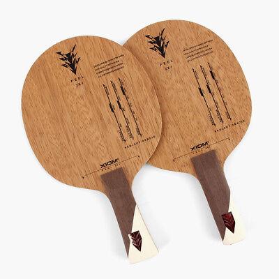 Xiom Feel ZX 1 Blade Table Tennis Ping Pong