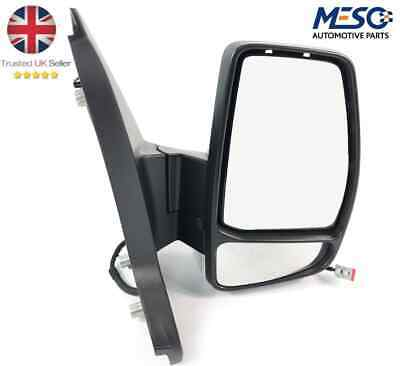 Heated Rear View Wing Mirror Fits Ford Transit Tourneo Custom Right Hand Side Ebay