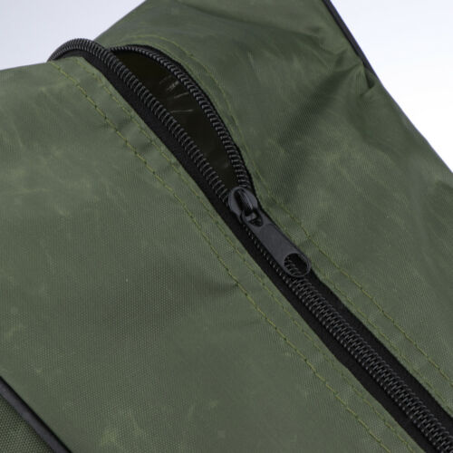 22 Inch Chainsaw Storage Carry Bag Case Army Green Oxford Cloth,Waterproof