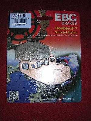 EBC HH Rear Brake Pads For Kawasaki 2011 ER-6N CBF