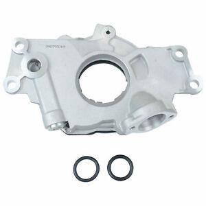 M295 12586665 High Volume Oil Pump Compatible with Cadillac Chevy GMC Hummer Pontiac 4.8L 5.7L 6.0L GM LS1 LS2 LS6