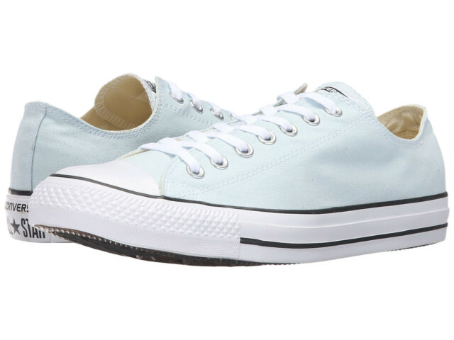 070495d3932d Converse Chuck Taylor All Star Ox 153872f Polar Blue Canvas Shoes ...