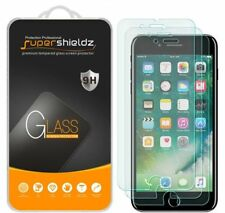 3x Supershieldz Tempered Glass Screen Protector for Apple iPhone 7