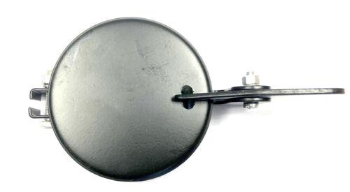 Regenklappe Auspuffklappe Wetterklappe Schalldämpfer Spannbereich 50-55 mm
