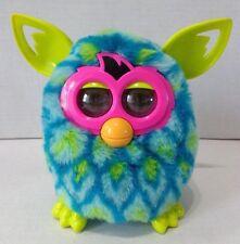 Hasbro Furby Boom Interactive Peacock Green Pink 2012