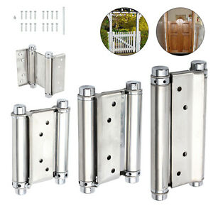 4 Double Acting Spring Hinge