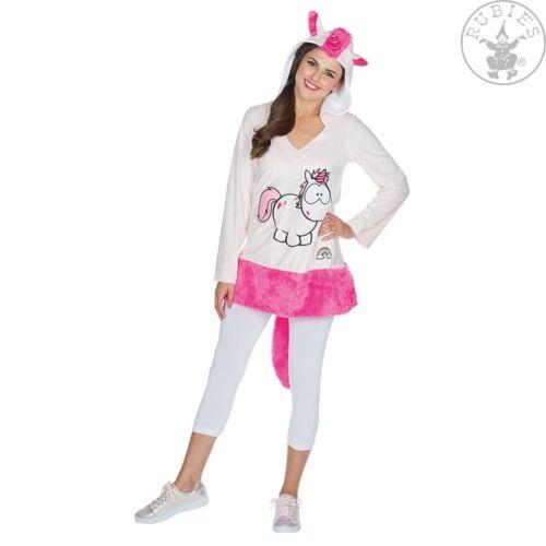 RUB 380439 Theodor Tunika Einhorn Nici Damen Kostüm Karneval Pink Pullover