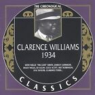 1934 by Clarence Williams (CD, Sep-1996, Classics)