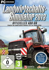 Landwirtschafts-Simulator 2013 - Add-On Titanium-Edition - PC - 2013 - NEU