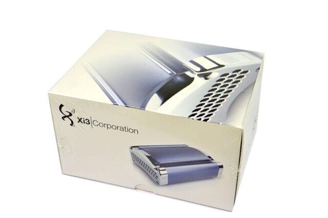 NEW Xi3 Modular Mini Computer PC Z3RO PRO Dual-Core 4GB DDR3 128GB SSD Wireless