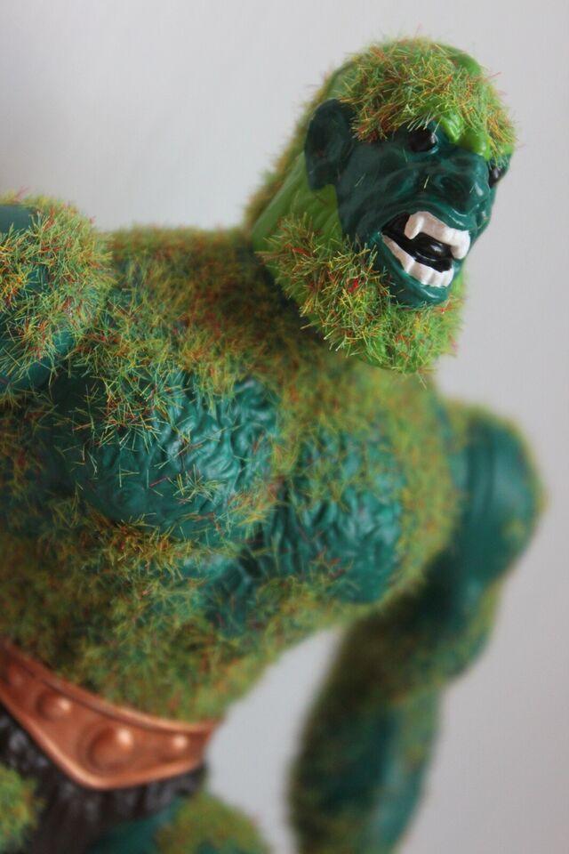 Moss Man, Customized by Ke-4 O'Horror