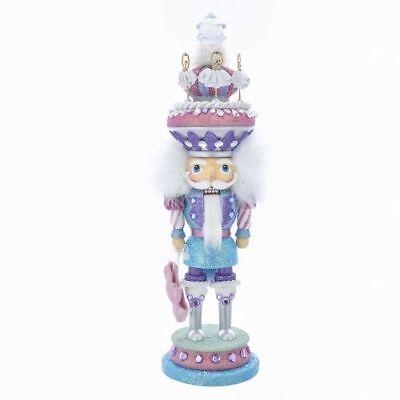 Kurt Adler Hollywood Ballet Nutcracker King Ballerina Crown Pink Christmas New 86131465802 Ebay
