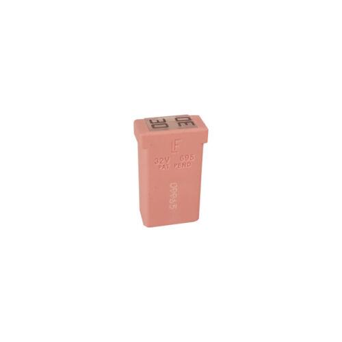 30 Amp Pink Bg1 Durite 0-379-11 Fuse Mcase