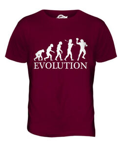 1f03df7e Image is loading AMERICAN-FOOTBALL-QUARTERBACK-EVOLUTION-OF-MAN-MENS-T-