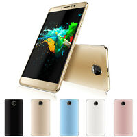 "Unlocked 6"" Android 5.1 Quad Core Smartphone GSM GPS 3G Mobile Phone Dual SIM UK"